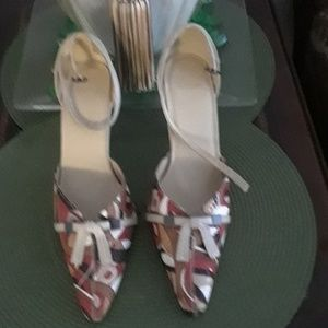 Size 8.5M Cato Geometric Pattern Shoes